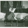 [Gertrude Lawrence (Anna Leonowens) in rehearsal for The King and I]