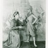 [Len Mence (Phra Alack) and Ronnie Lee (Chulalongkorn) in The King and I]
