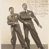 The Nicholas Brothers.