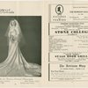 [Program (Feb. 26-Mar. 3, 1951) for the pre-Broadway tryout of The King and I at the Shubert Theatre (New Haven, Conn.)]
