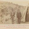 Lagrange & Carson, nightwatchmen. Carlisle Mines, New Mexico