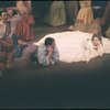 [Farley Granger (The King), Barbara Cook (Anna Leonowens) and cast in the 1960 revival of The King and I]