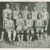 Carlton Y.M.D. basketball team 1925-26