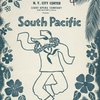[Souvenir program for the 1957 revival of South Pacific]
