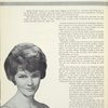 [Souvenir program for The Sound of Music with Martha Wright (Maria Rainer replacement)]