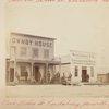 View on Main St., Lordsburg, New Mexico
