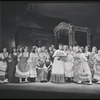 [Christine Johnson (Nettie Fowler) and female ensemble in Carousel]
