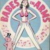 [Souvenir program for Babes in Arms]