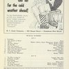 [Program for the pre-Broadway try-out (October 3-10, 1959) of The Sound of Music at the Shubert Theatre (New Haven, Conn.)]