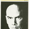 [Program for the opening night (5/2/1997) of the revival of The King and I]