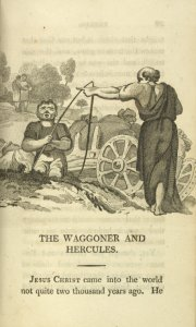 The waggoner and Hercules.