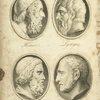 Homer. Lycurgus. Solon. Pythagoras. [frontispiece]