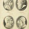 Plato. Socrates. Epaminondas. Aristotle