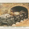 The Peak Forest tramway, 1802.