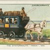 """The Oystermouth """"Train"""", 1816."""