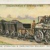 The Stockton & Darlington railway, 1825.