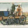 """The """"Novelty"""" at Rainhill, 1829."""