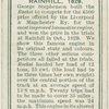 "The ""Rocket"" at Rainhill, 1829."