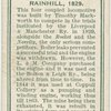 "The ""Sanspareil"" at Rainhill, 1829."