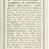 "A ""mail carriage"", London & Birmingham railway, 1837."