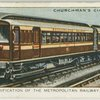 Electrification of the Metropolitan railway, 1905.