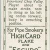P. O'Hara-Wood. Fore-hand Chop Volley.
