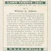 Wilmer L. Allison.