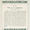 Mrs. T. A. Lakeman. (Miss Joan Fry.)