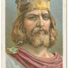Alfred the Great. (848-900)