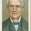 Thomas Alva Edison. (Born 1847.)