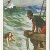 The mermaid of Zennor (Cornwall).