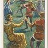 The dancers of Stanton Drew (Somerset).