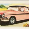 Humber super snipe saloon.