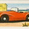 Daimler 2½-litre sports.