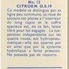 Citroen D. S. 19