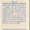 Austin Healey Sprite.
