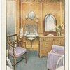 "Cabin de luxe.  P. & O. Liner ""Cathay."""