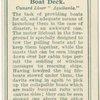 "Boat deck.  Cunard Liner ""Aquitania."""