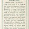 "Palm court.  Cunard Liner ""Berengaria."""