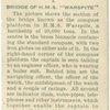 "Bridge of the H.M.S. ""Warsprite."""