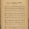 Jolly Jennie Jones
