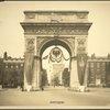World War Commission. Russia. July 1917. Washington Arch