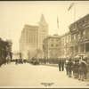 World War Commission. Russia. July 1917. City Hall