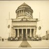 World War Commission. Japan. 1917. Grant's Tomb