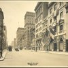 World War Commission. Italian. June 1917. Fifth Avenue, Looking South from 46th Street.