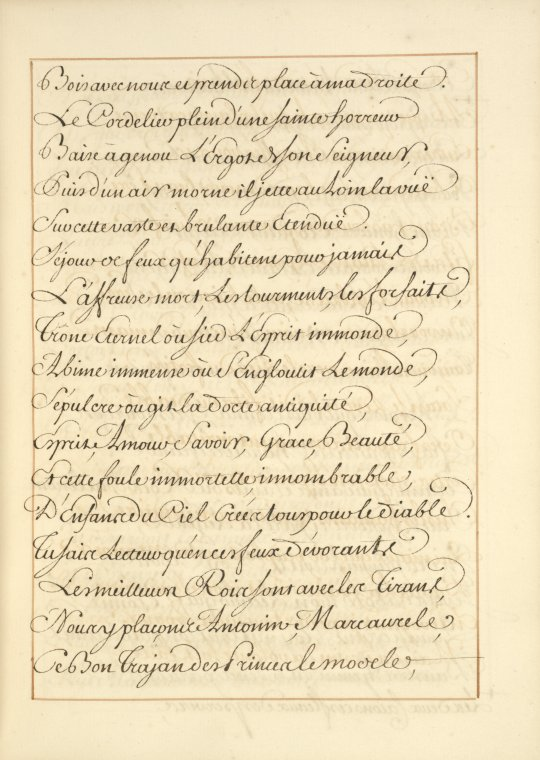 This is What of Arc Joan Looked Like  in 1755