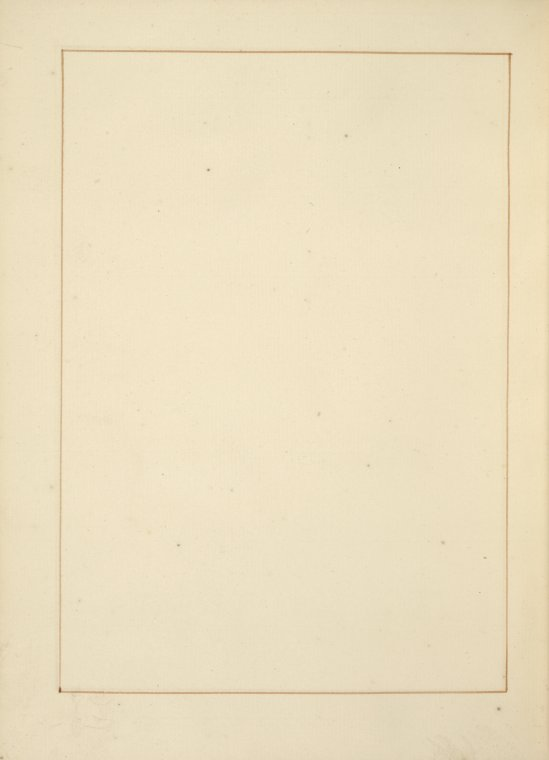 This is What Voltaire and Blank page Looked Like  in 1750