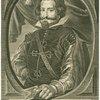 Le compte duc D'Olivares.