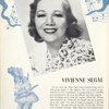 Souvenir program for I Married an Angel