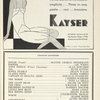 [Program (dated 2/24/1930) for Simple Simon at the Ziegfeld Theatre (New York, N.Y.)]